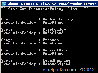 Quick Tip – Running Exchange Based PowerShell script files from the