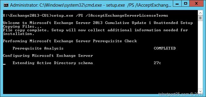 how to open port 25 on windows server 2012