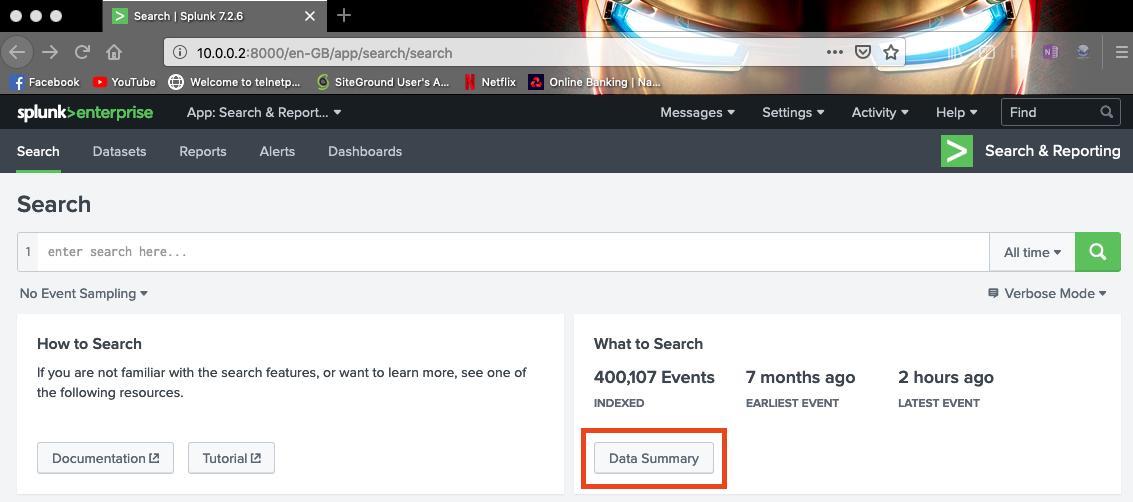 Tracking unusual traffic on your WordPress website using Splunk